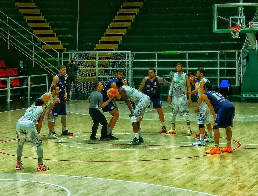 BCI -New Basket Caserta