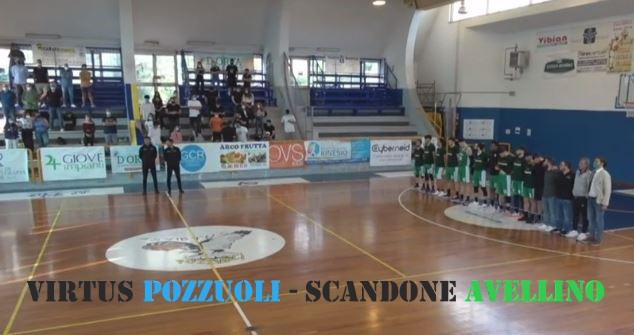Derby Pozzuoli Avellino Gara 1