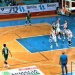 Avellino si schianta 89 a 67 contro la capolista Lions Bisceglie